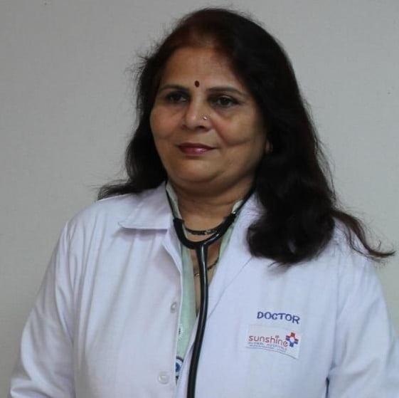 Dr Minakshi Patel