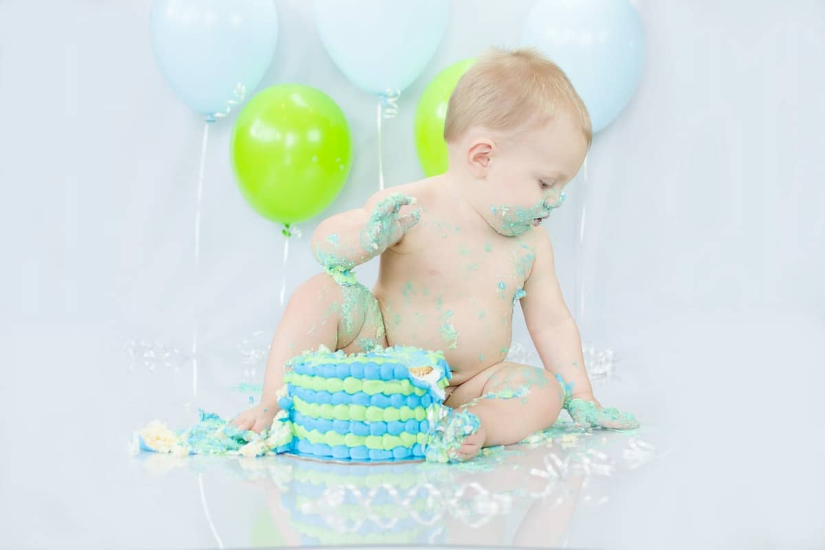 pexels vicki yde 5961566 - Celebrate Your Baby's First Birthday with Cake Smash Photography