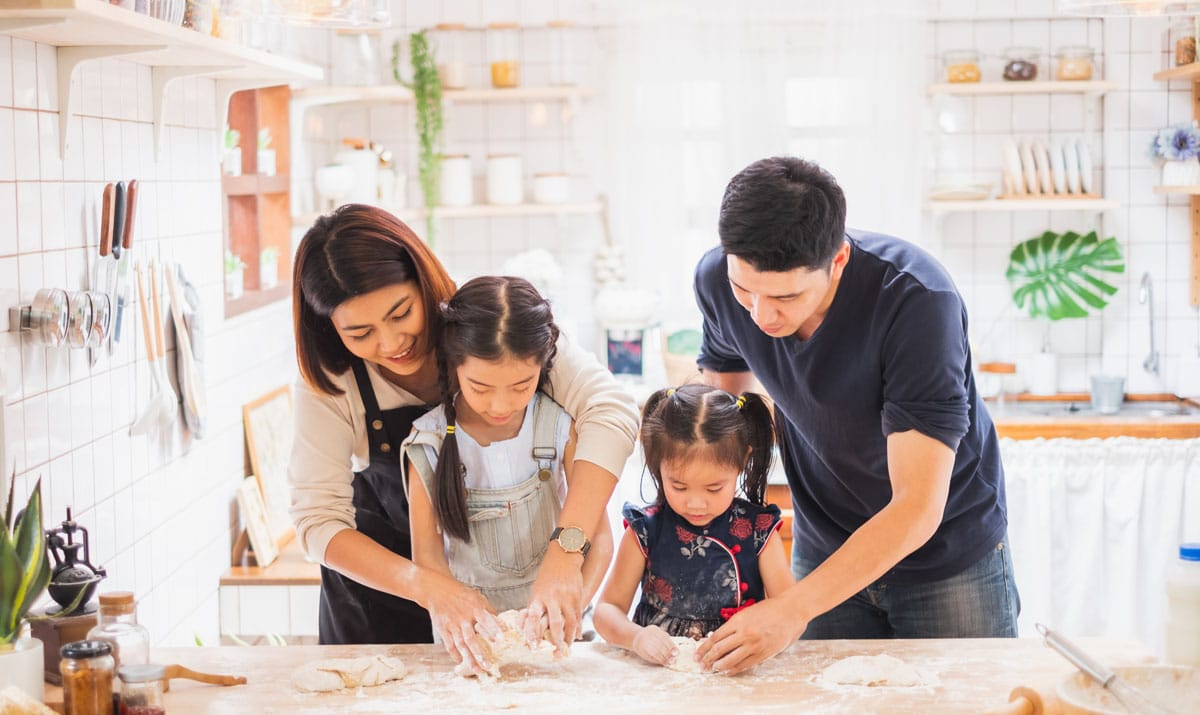 family bonding - 21 Tips for Building Healthy Family Relationship