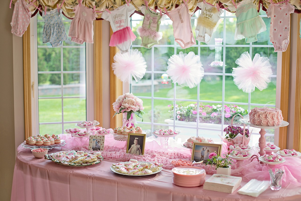 pastries 6279692 1280 - 22 Creative Baby Shower Party Ideas in 2021
