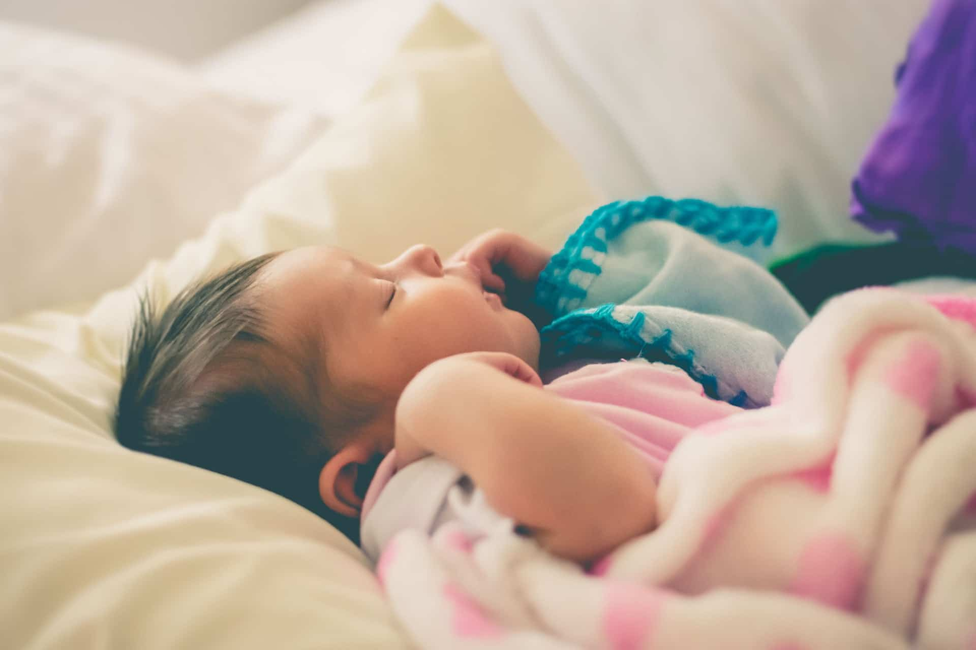 felipe salgado nVGT7ljsogk unsplash - When Can My Baby Sleep With a Blanket?