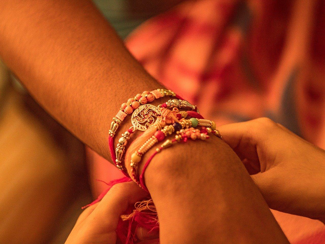 rakhi 2630652 1280 - 23 Unique Happy Raksha Bandhan Wishes Quotes in 2021