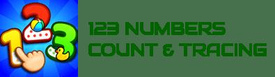 123 Numbers Count Tracing - 13 Best PreSchool Apps of 2021