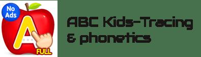 ABC Kids-Tracing & phonetics