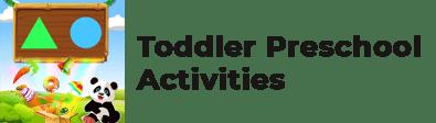 Toddler Preschool activities