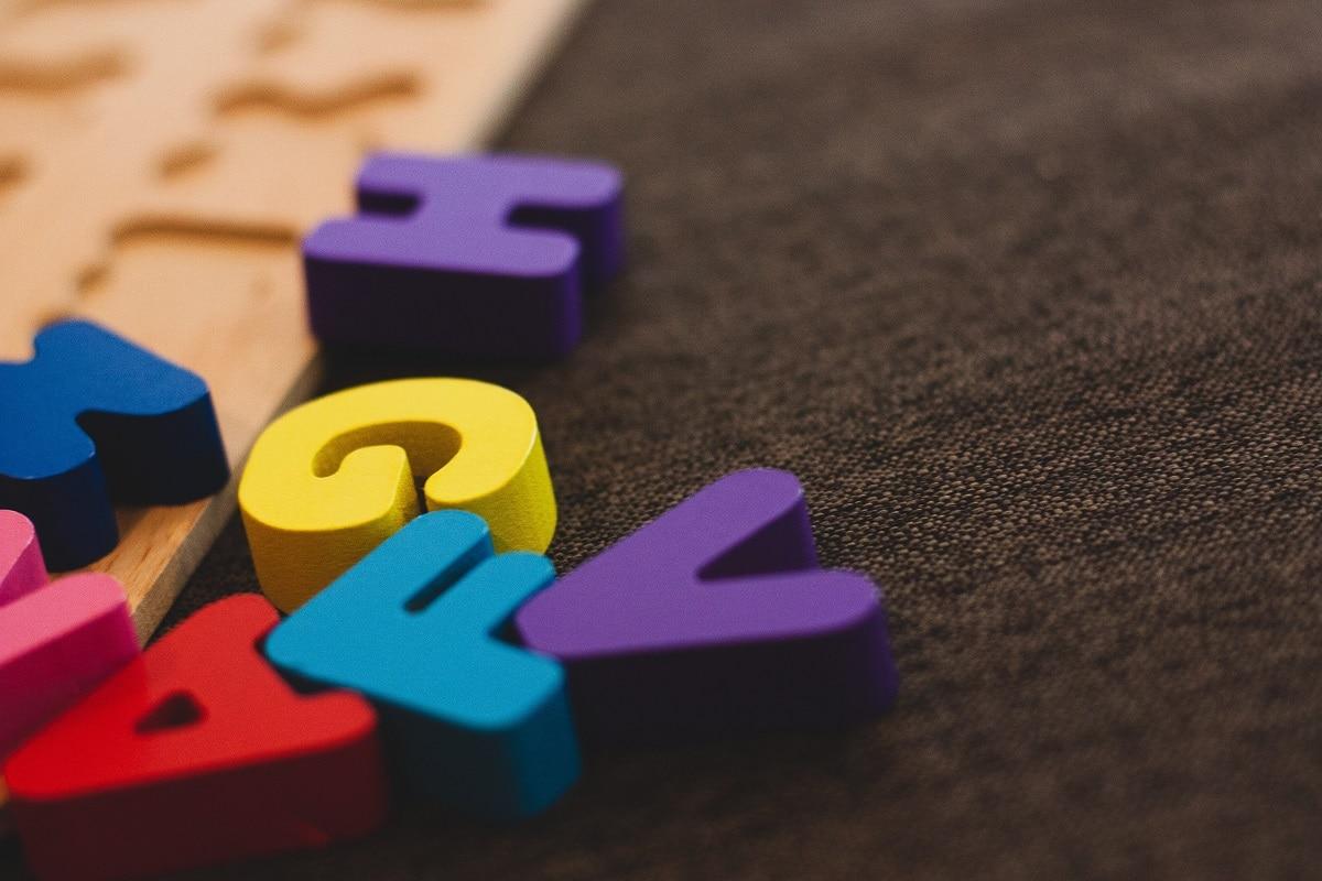 alphabet - When Do Kids Learn The Alphabet?
