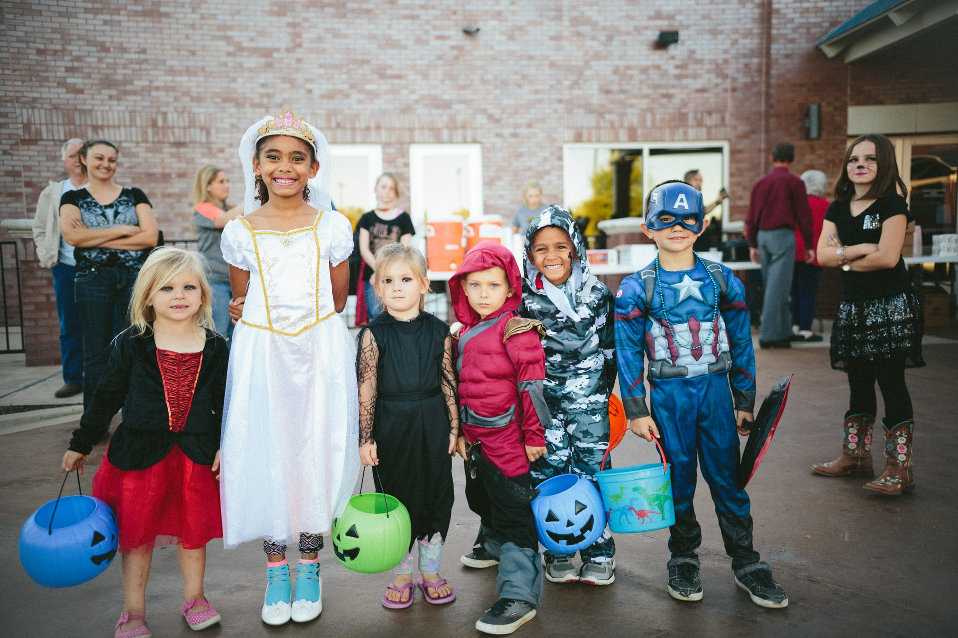 conner baker 7FC 84Ap IU unsplash - 17 Baby Costume Ideas For Halloween in 2021