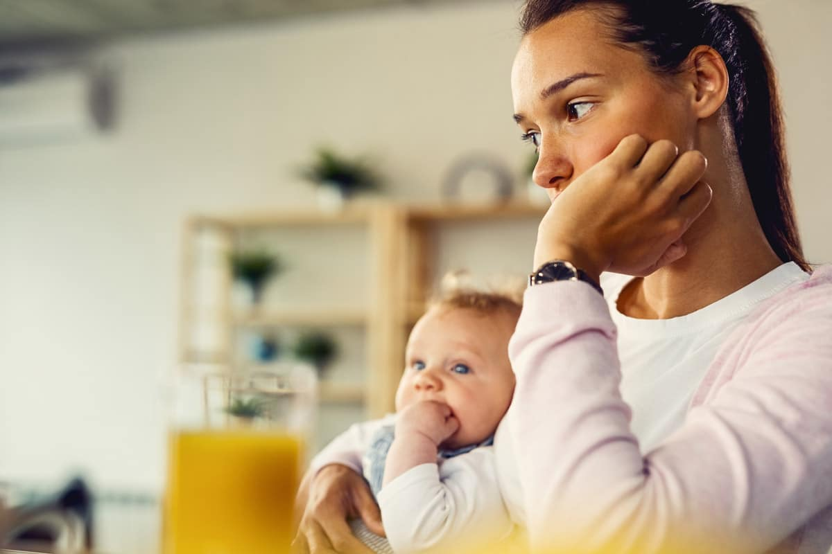maternal health 2 - 6 New Parent Anxiety and How to Relieve Them